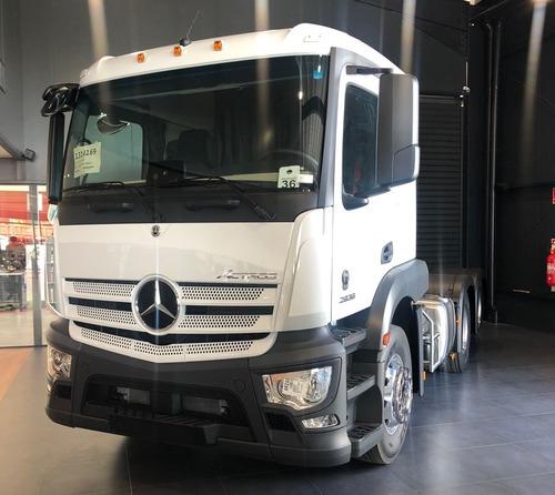 Mercedes Benz Actros 2636 - Bc