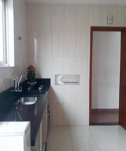 Apartamento Com 2 Dormitórios À Venda, 56 M² Por R$ 235.000,00 - Jardim Hollywood - São Bernardo Do Campo/sp - Ap2970