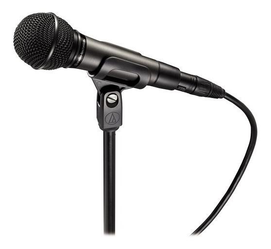 Microfone De Mão Cardióide Audio Technica Atm510