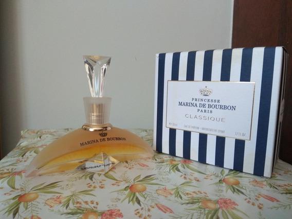 Perfume Classique Marina De Bourbon 50 Ml Usado