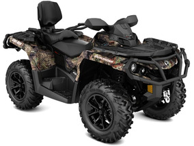 Can Am Outlander Max Xt Camo 650 2017 Atv Smmotos No Polaris