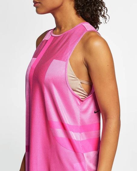 Musculosa Nike Knit Training Tank Mujer. (m)