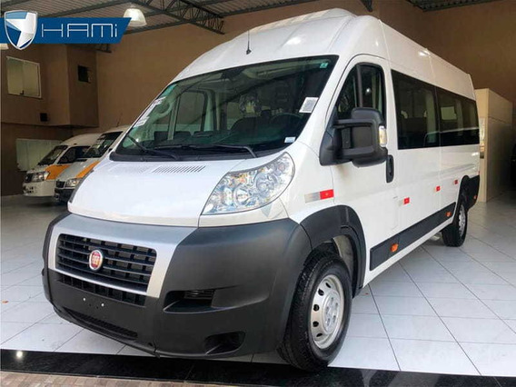 Fiat Ducato Executivo Branco 2019