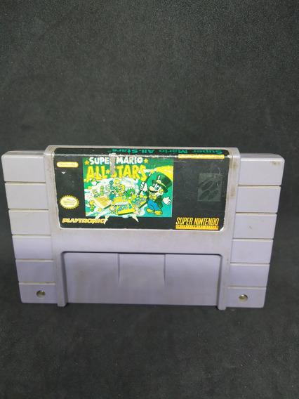 Super Mario All Star Original Snes Playtronic