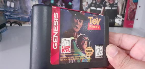 Toy Story - Sega Genesis Original Somente O Cartucho