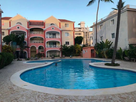 Cómodo Apartamento 1 Hab. 2 Min. Hasta La Playa, Bavaro