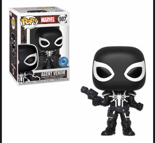 Funko Pop Agent Venom Marvel