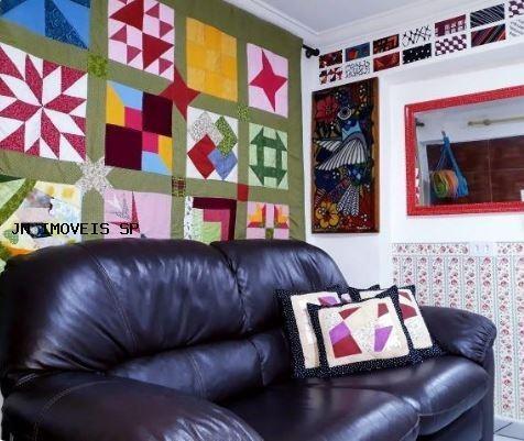 Casa Térrea Para Locação Em São Paulo, Liberdade, 1 Dormitório, 1 Banheiro - Jn100.202_1-1402908