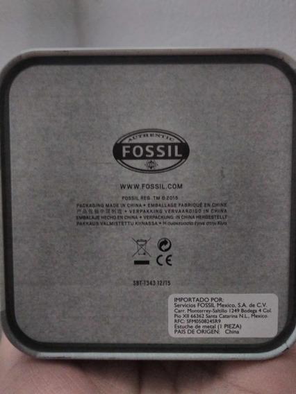 Reloj Fossil Modelo Fs5263