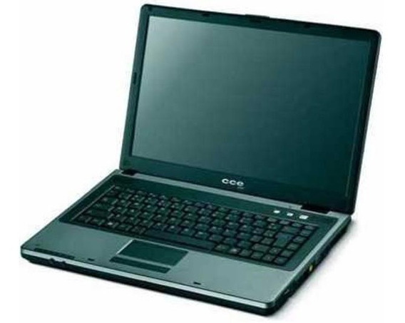 Notebook Barato Cce Intel 1.87ghz 2gb Ddr2 320gb Hd Wifi