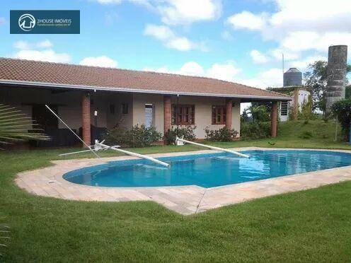 Chácara Com 3 Dormitórios À Venda, 145000 M² Por R$ 2.800.000,00 - Rio Acima - Jundiaí/sp - Ch0053