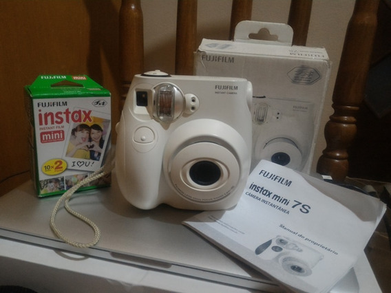 Instax Mini 7s - Fujifilm