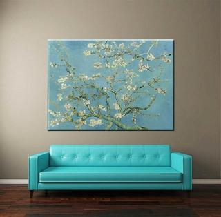 Cuadro Van Gogh Almendro En Flor Almond Blossom 1.20 X 80