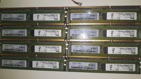Kit 8gb - 8x Memoria Ram Ddr3 10600e 1gb Para Servidor Dell