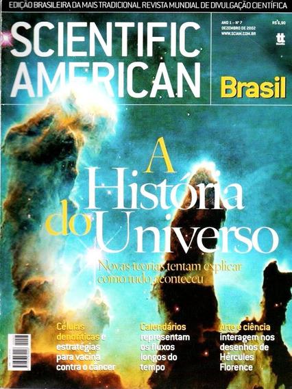 Scientific American Brasil A História Do Universo Nº 7 Ano 1
