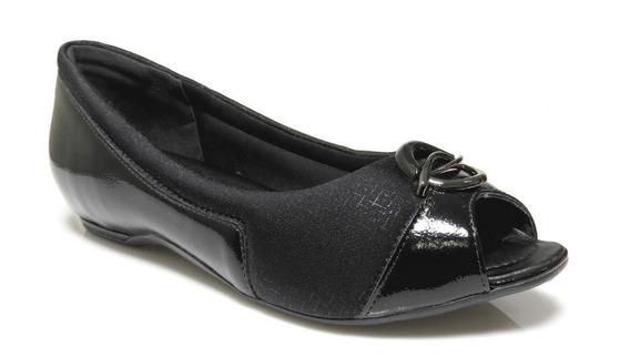 Comfortflex Sapato Peeptoe 1876402