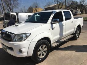 Toyota Hilux 3.0 I Sr Cab Doble 4x2 Doble Airbag 2010