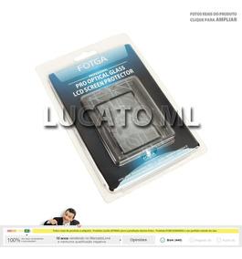 Película Protetora De Vidro Só Para Canon Eos 6d Dslr Ap