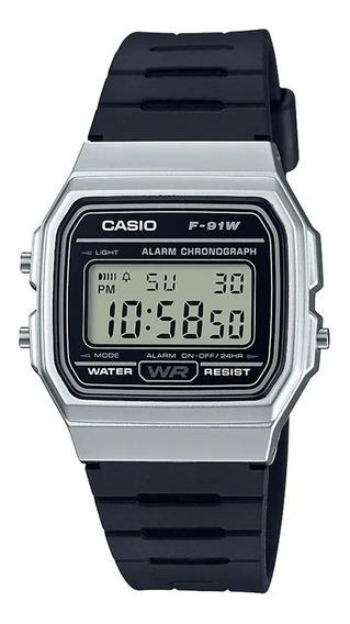 Reloj Casio Modelo F91wm7acf Para Hombre