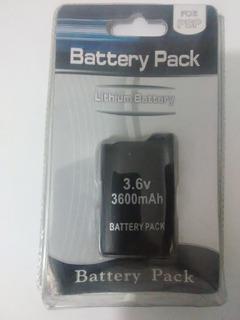 Bateria Para Psp ( 1001 ) , 3600mah, ( Nueva )