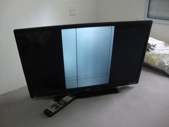 Tv Semp Toshiba 29 Polegadas -com Defeito -riscos Verticais