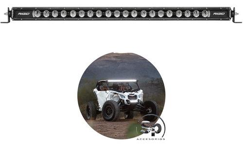 Imagen 1 de 8 de Barra Luz Radiance Plus Sr Series 30  8 Rgbw Backlight