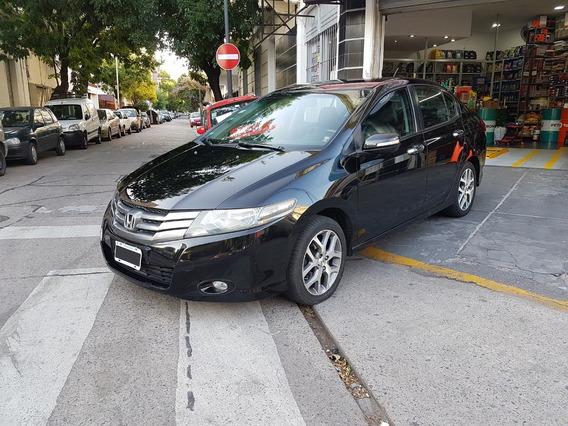 Honda City Exl - At Cuero 1.5 (120cv) - 2010