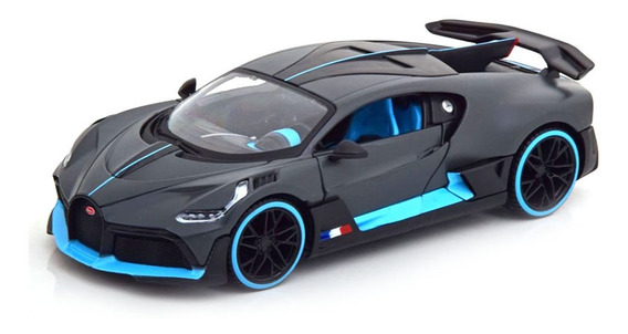Miniatura Bugatti Divo Maisto 1/24