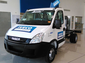 Plan De Ahorro Iveco 100% Financiado Daily Chasis Y Furgon