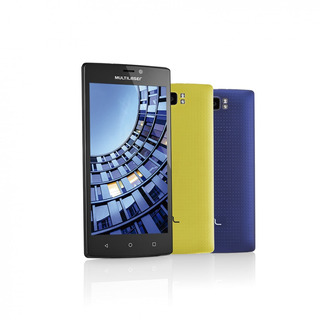 Smartphone 4g 16gb Quad Core Preto Ms60 Multilaser - Nb230