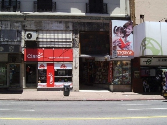 Local Comercial Centro En Alquiler - De Julio L. (galería San Felipe Y Santiago)