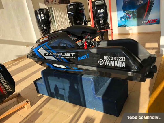 Yamaha Super Jet 701 Año 2016 Pocas Hs