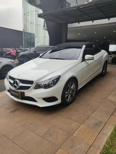 Mercedes-benz Clase E 250 2016 2.0 Cabriolet