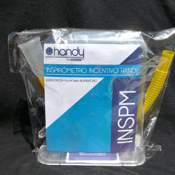 Inspirometro Incentivo Marca Handy