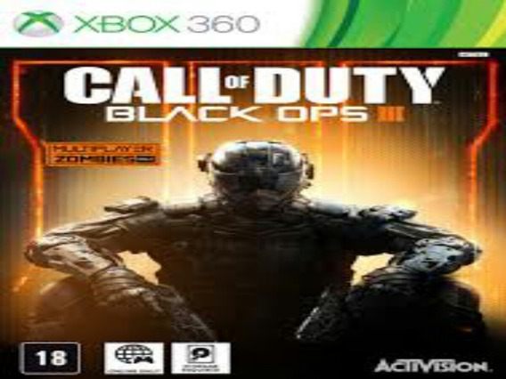 Call Of Duty Black Ops 3 Xbox 360 Midia Digital