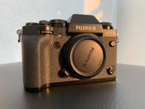 Camêra Fotográfica Fujifilm Xt-3