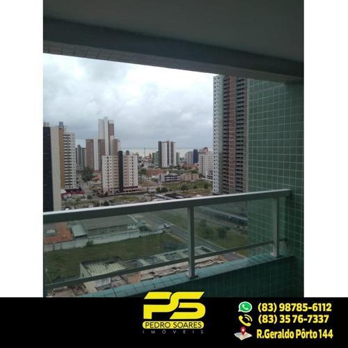 Belíssimo Apartamento À Venda Com 3 Qts Sendo 2 Ste No Bessa - Ap1945
