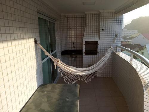 Imagem 1 de 12 de Apartamento Com 2 Dormitórios À Venda, 76 M² Por R$ 280.000 - Centro - Mongaguá/sp - Ap0114