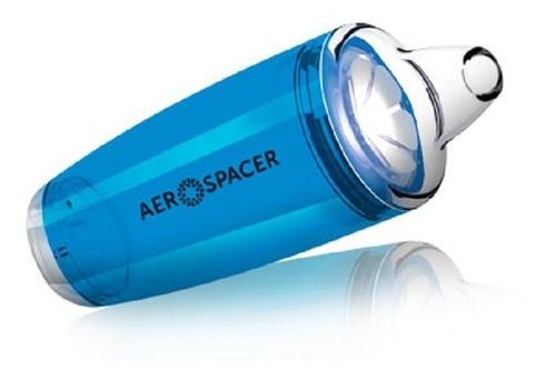 Aerocamara Aerospacer Boquilla Tipo Aerochamber - Azul