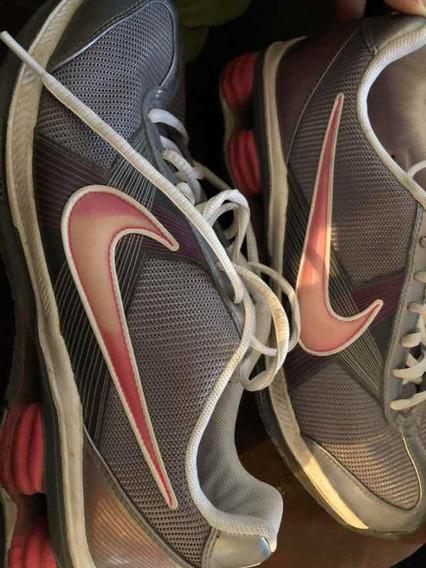 Teni Nike Training Shox Zip