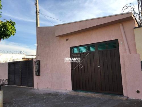 Casa Com 3 Dormitórios À Venda, 95 M² Por R$ 210.000,00 - Vila Albertina - Ribeirão Preto/sp - Ca1546