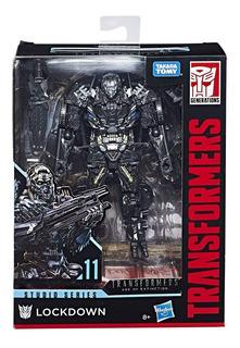 Muñeco Transformers Lockdown Generations E0701 Hasbro