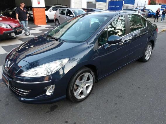 Peugeot 408 2.0 Feline 2011