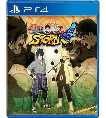 Naruto Shippuden U. Ninja Storm 4 Ps4 Envio Digital Origina