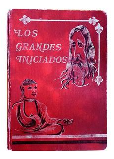 Libro Los Grandes Iniciados (1976)