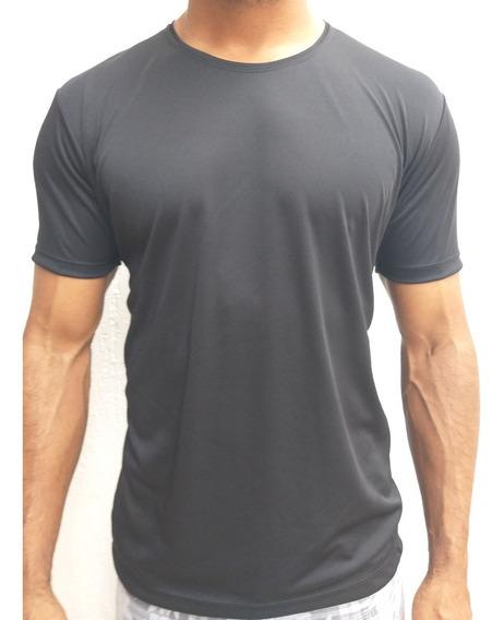 Kit 5 Camisetas Estilo Mais Colada 100% Poliéster Fitness
