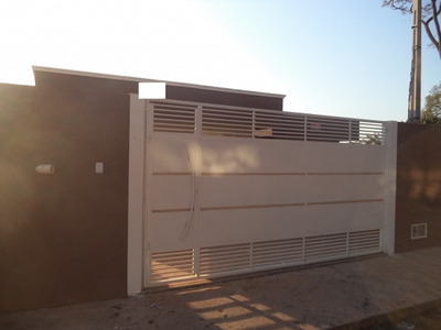 Casa Em Recreio Maristela, Atibaia/sp De 130m² 3 Quartos À Venda Por R$ 490.000,00 - Ca103077