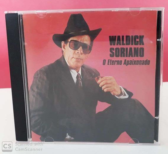 Cd Waldick Soriano- O Eterno Apaixonado ( Frete Gratis )*