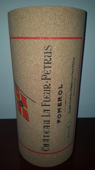 Aparador Rolha De Vinho - Decorativo - Madeira & Cortiça