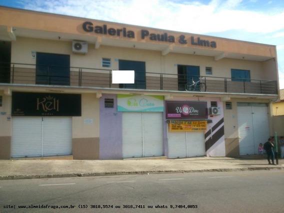Ponto Comercial Para Locação Em Sorocaba, Vila Fiori, 1 Banheiro - Loc-618